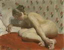 Study of a Nude (Anders Zorn) - Nationalmuseum - 23725.tif