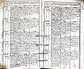 Subačiaus RKB 1832-1838 krikšto metrikų knyga 018.jpg