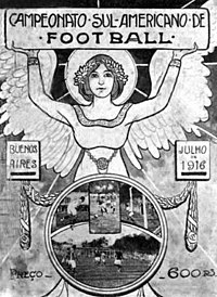 Sudamericano de football 1916 brazilian art.jpg