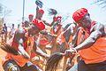 Sukuma tribe traditional Dance by Mchele Mchele group 2.jpg