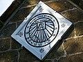 Sundial, All Saints Church, Great Ayton - geograph.org.uk - 593685.jpg