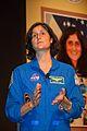 Sunita Lyn Williams - Science City - Kolkata 2013-04-02 5935.JPG