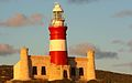 Sunset Lighthouse - Most Southern Point in Africa - panoramio.jpg