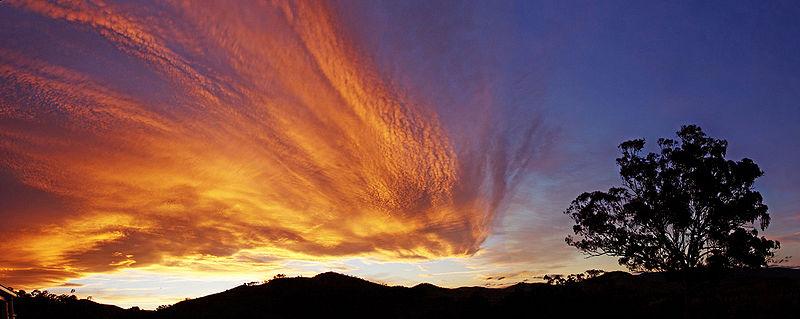 Sunset may 2006 panorama.jpg