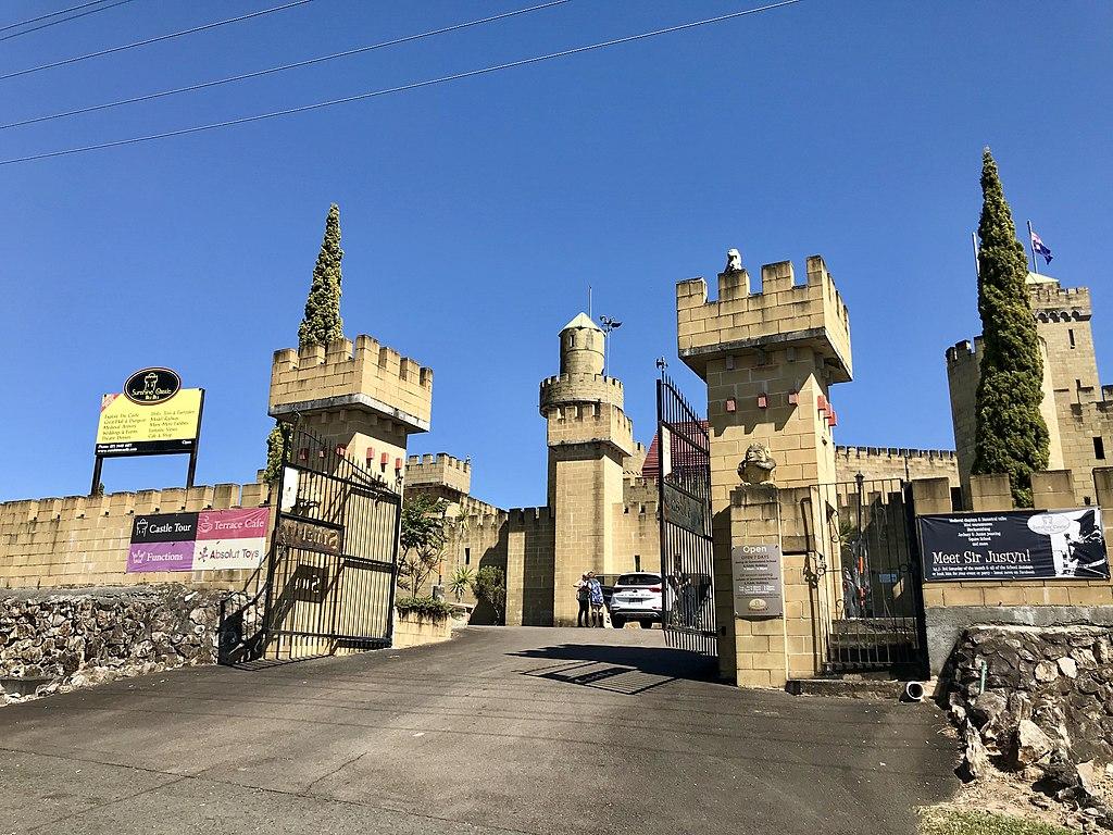 Sunshine Castle, Bli Bli, Queensland Castle in sydney