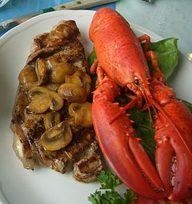 Turf And Surf >> Surf And Turf Wikipedia