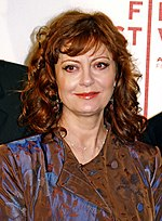 Photo of Susan Sarandon.