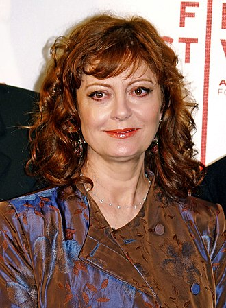 Susan Sarandon - Sarandon in 2008