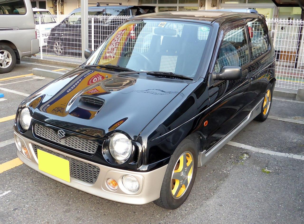 Suzuki Alto Rsr