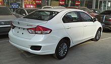 Changan Suzuki China