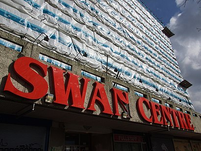 How to get to Swan Shopping Centre with public transport- About the place