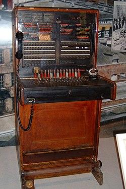 11ab8deca4d Central telefónica - Wikipedia, la enciclopedia libre