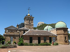 Sydney Observatory - The observatory today