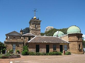 Sydney Observatory - The observatory today