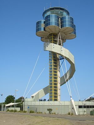 Australian air traffic control - Sydney Airport Control Tower