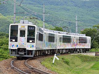 Tobu 634 series Electric multiple unit operated by Tobu Railway in Japan