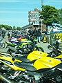 TT Grandstand in Full Colour for the Centenary - geograph.org.uk - 505975.jpg