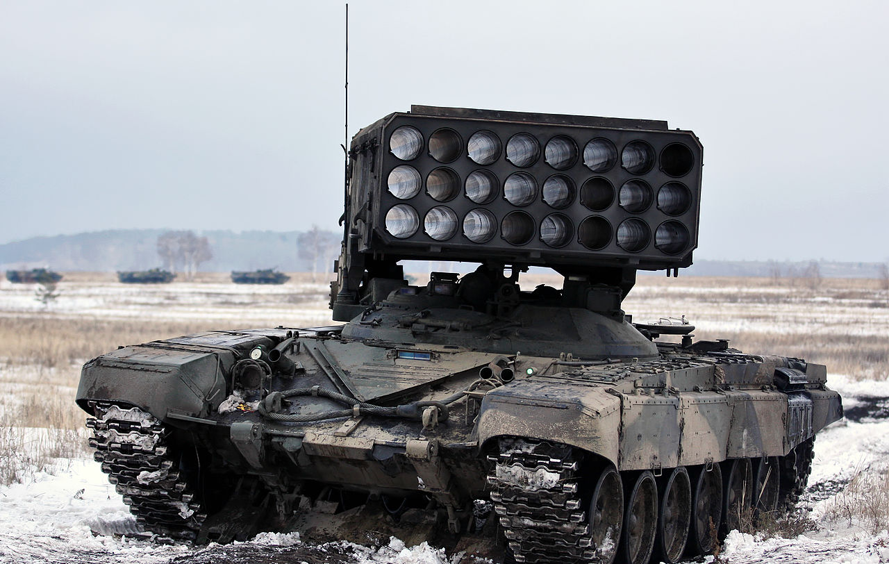 Леонков о превосходстве российских «Солнцепеков»: даже три установки вскроют любую оборону