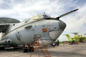 Taganrog Beriev Aircraft Company Beriev A-50 IMG 7965 1725.jpg