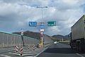 Taishi-Tatsuno Bypass Taishi-Kita ramp.JPG