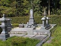 Takeshita House Cemetery.jpg