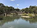 Takueichi Pond in Shukkei Garden 18.jpg