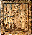 Tapisserie de Felletin-mort du chevalier Dudon.jpg