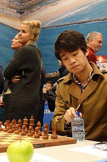 Lu Shanglei Chinese chess grandmaster