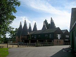 Tatlingbury Oast, Five Oak Green Road, Five Oak Green, Kent - geograph.org.uk - 576709.jpg