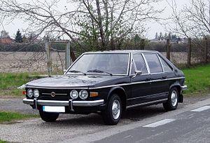 Tatra 613 - Image: Tatra 613 2I