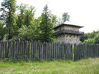 Taunusstein - Limes Wachturm.jpg
