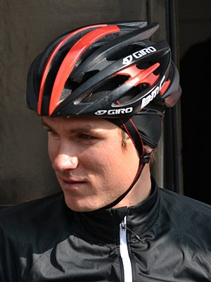 Tejay van Garderen - Van Garderen at the 2013 Paris–Nice