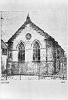 tekening uit 1880 van de synagoge te emmen - emmen - 20069853 - rce