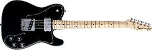 Fender Telecaster Custom - Image: Tele Custom 76 horiz