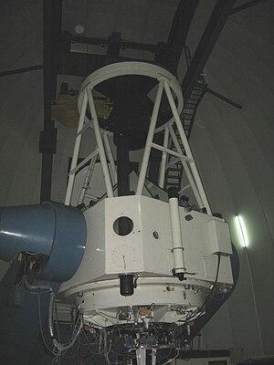 Leoncito Astronomical Complex - Image: Telescopio del Complejo astronomico el Leoncito San Juan ARG