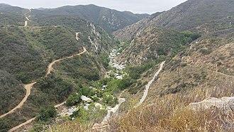 Santa Margarita River - Temecula Canyon