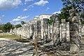Templo de los Guerreros Chichen Itza 03 2011 1463.jpg