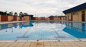 Tenom - Image: Tenom Sabah Outdoor Swimming Pool 06