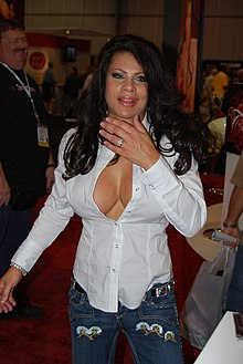 Teri Weigel at AVN Adult Entertainment Expo 2008 2.jpg