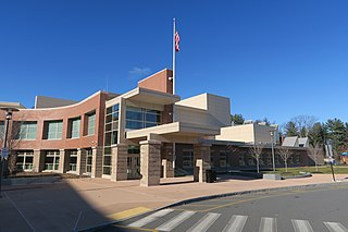 Tewksbury Memorial High School Public school in Tewksbury, Massachusetts, United States