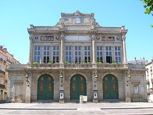 Théâtre municipal de Béziers