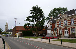 Thélus Commune in Hauts-de-France, France
