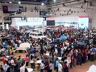 Automotive industry in Thailand - The 2004 Thailand International Motor Expo