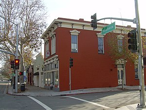 The Alameda, San Jose - Image: The Alameda, 1.3