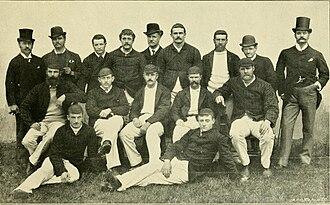 Australian cricket team in England in 1888 - The 1888 Australia national cricket team