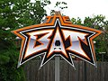 The Bat entrance sign.jpg