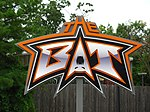 The Bat entrance sign.jpg