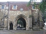 The Bayle Gate, Bridlington 1.JPG