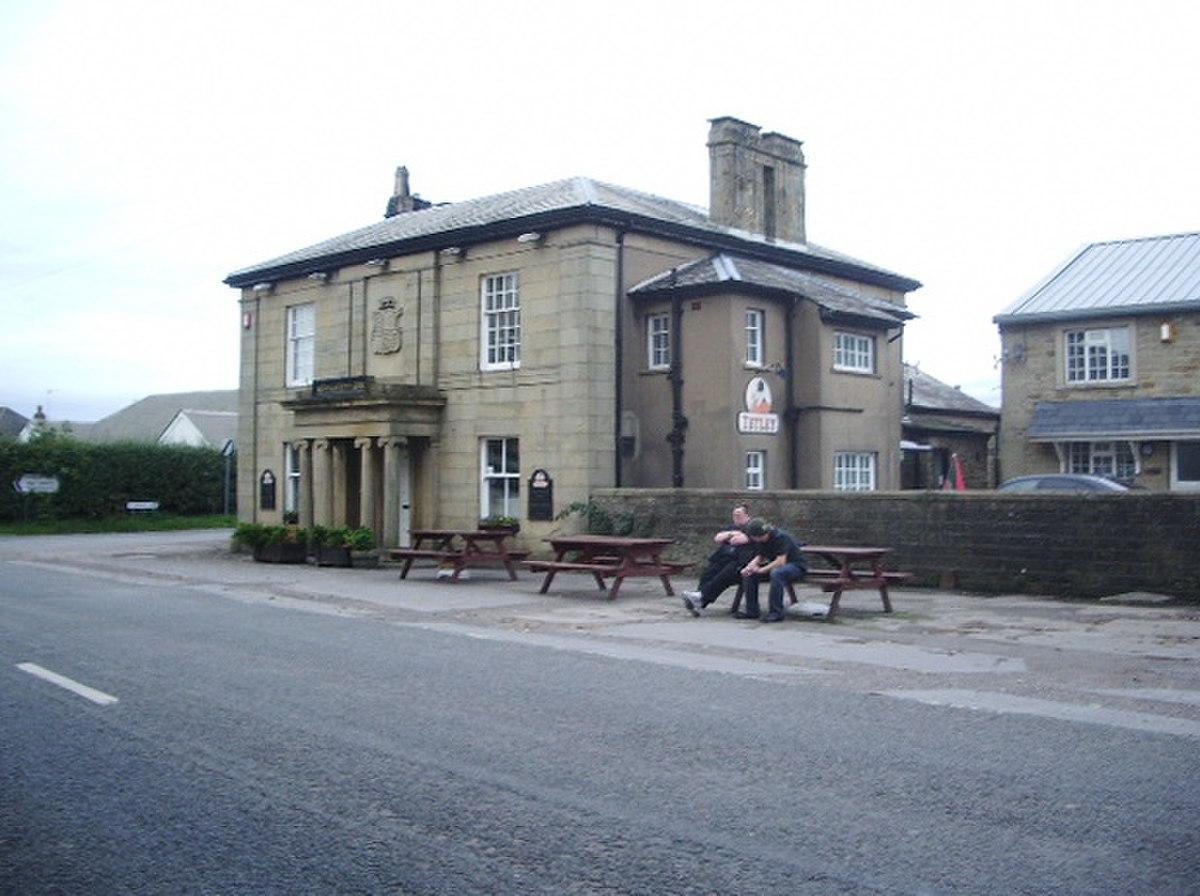 The Brockhole Arms, Claughton-On-Brock - geograph.org.uk - 1001014.jpg