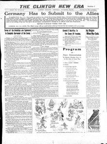 Clinton Ontario News
